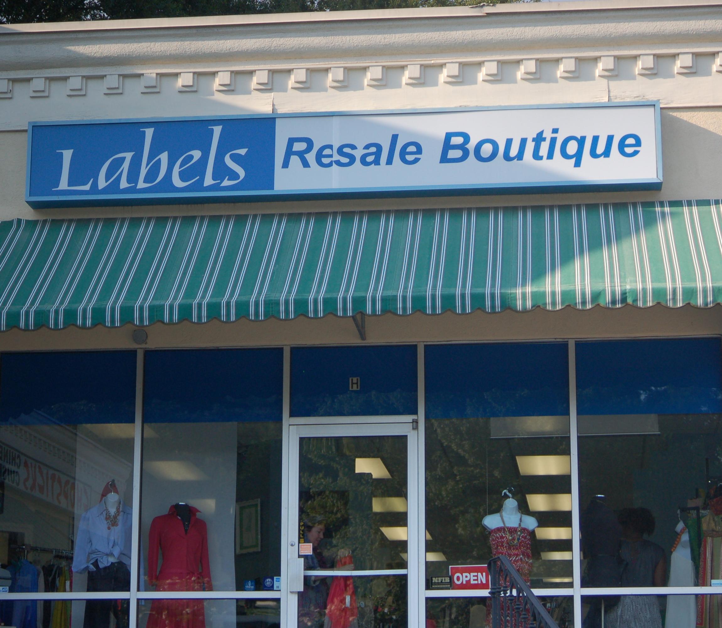 Labels Resale Boutique (Part II)